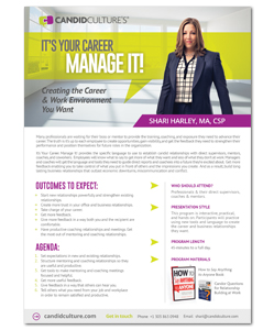 it's your career manage it thumbnail