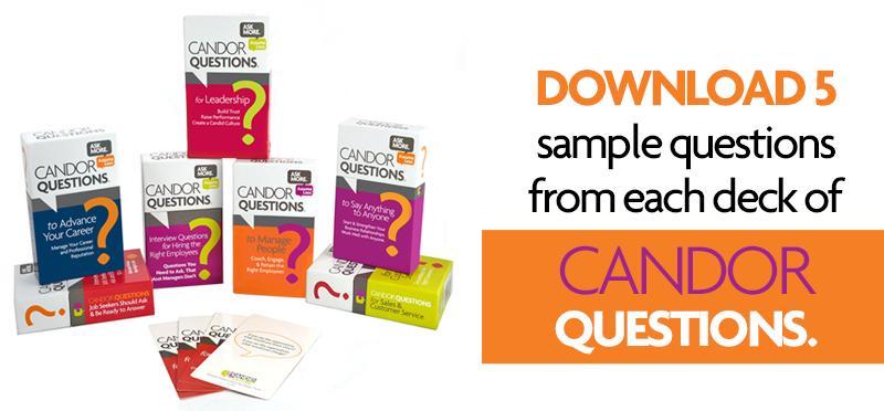 Download Sample Candor Questions