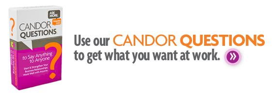 Candor Questions