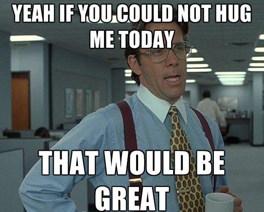 hug your boss day