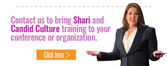 Contact Shari